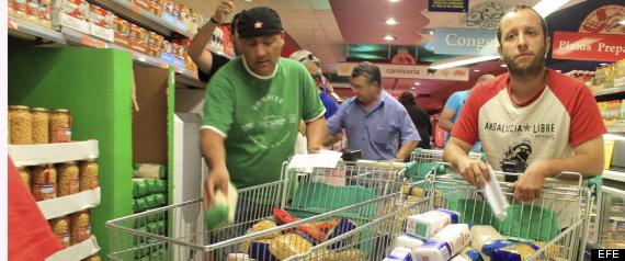 ¿Actuaron bien los síndicalistas robando alimentos para darselos a los pobres? R-SUPER2-large570