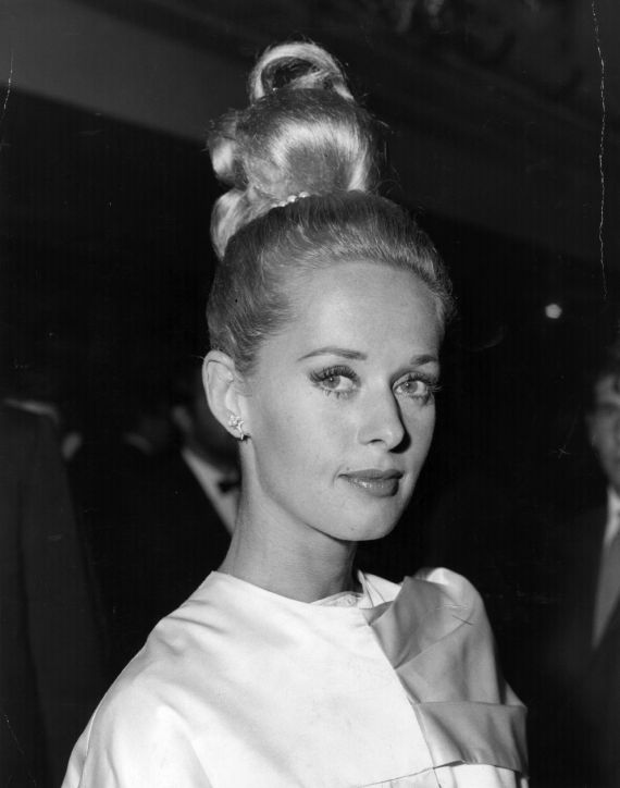 tippi hedren mother of