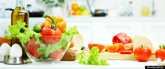 FRUITS AND VEGETABLE DIET