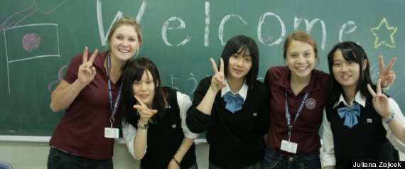 Making friends in japan huffpost for Friend in japanese