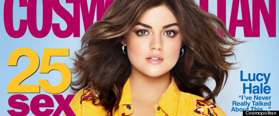 LUCY HALE COSMO EATING DISORDER