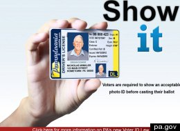 Pennsylvania Voter Id