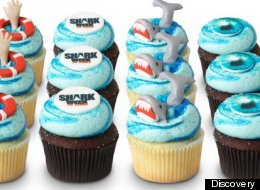 A Delicious Way To Celebrate Shark Week
