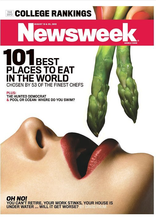 newsweek restaurants