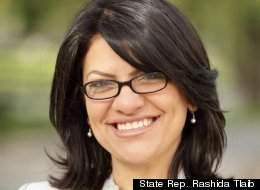 Rashida Tlaib Wins Primary