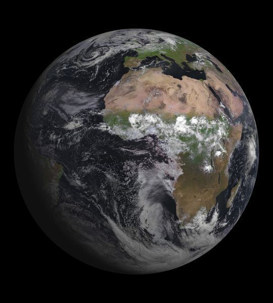Earth From Space Image New Shot Captured By ESA Satellite PHOTO