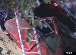 Car Flies Into Nursing Home North Miami Beach