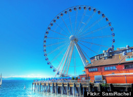 Seattle Great Wheel
