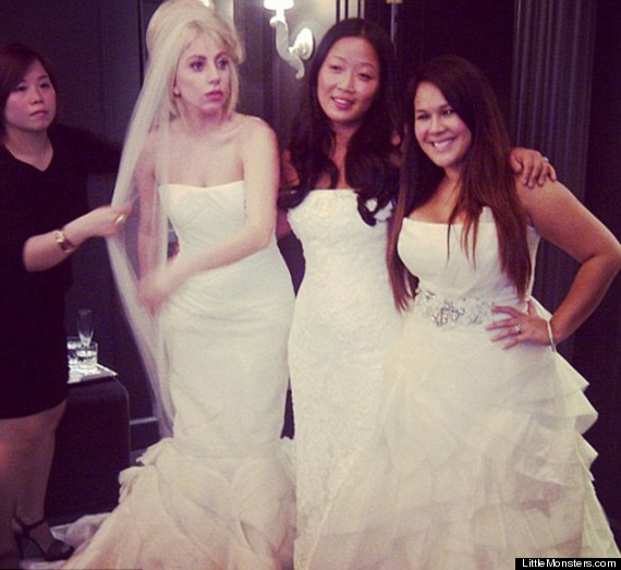 Grandmother Dresses for Grandsons Wedding http://www.huffingtonpost.co.uk/2012/08/13/lady-gaga-nose_n_1771914.html