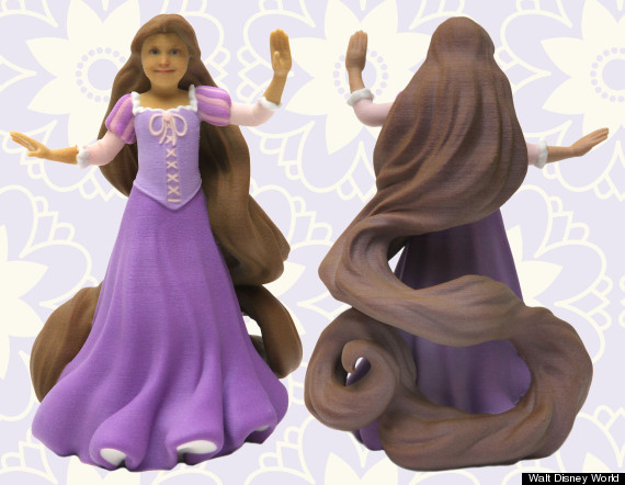 disney princess figurines