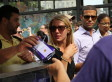 Trojan Vibrator Giveaway Shut Down In New York City Due To Crowds (VIDEO)