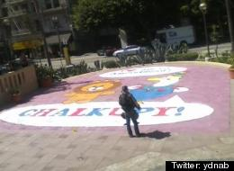 Occupy La Chalk