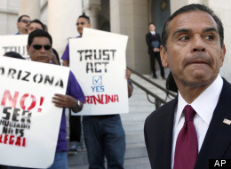 Antonio Villaraigosa Secure Communities