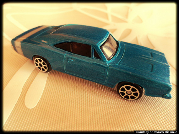 little blue charger