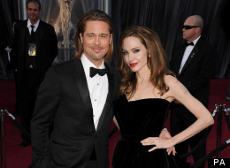 Brangelina To Wed This Weekend?