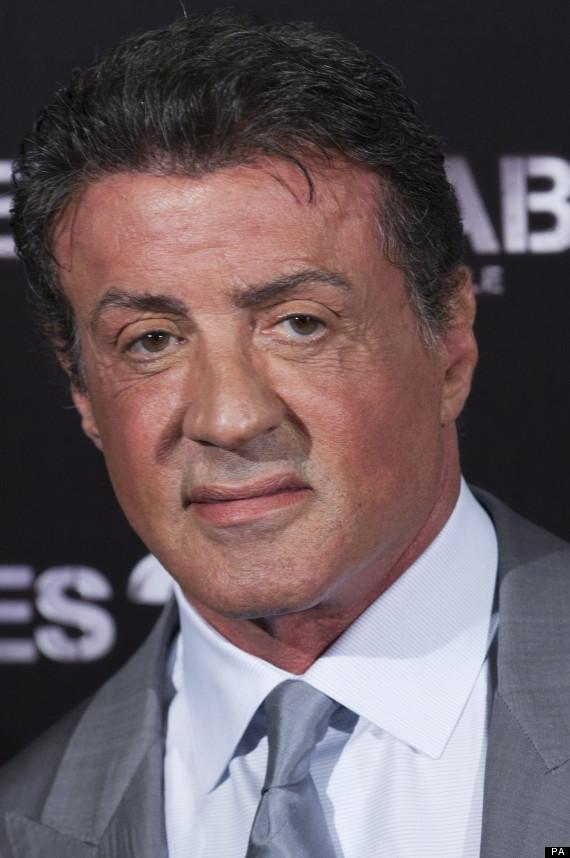 Sylvester Stallone's Son Sage