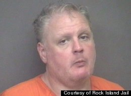 Chad William Forber Arrested While Naked And Covered In