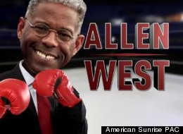 NAACP: Ad Showing Allen West Punching White Women Is Not Racist