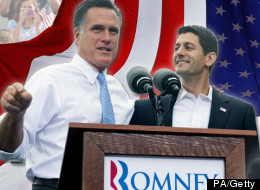 Romney Ryan Splash