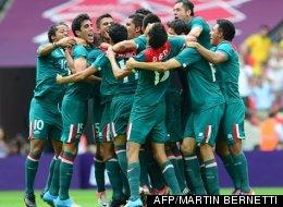 Les Mexicains victorieux!
