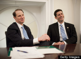 Ron Wyden Paul Ryan