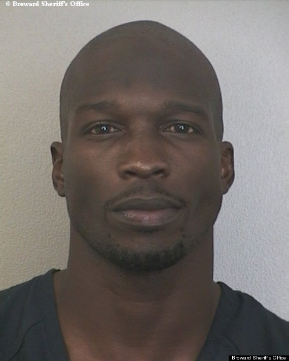 chad johnson arrested mugshot