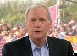 Tom Brokaw Olympics