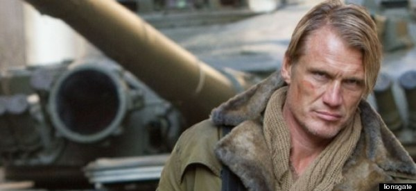 Dolph Lundgren Expendables 2 Star On Drago The Next