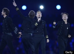 Gary Barlow Praised For Brave Performance After Tough Week