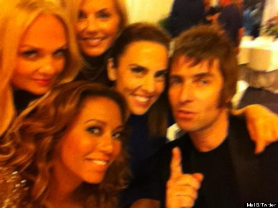 spice girls liam gallagher