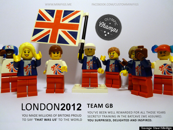 lego team gb