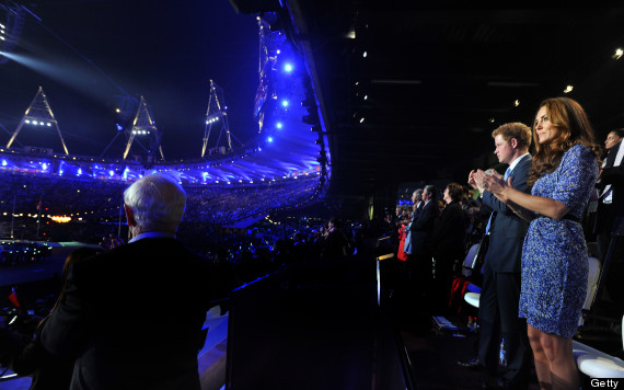 kate closing ceremony