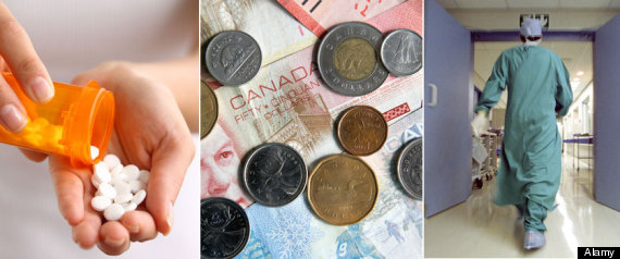HEALTH MONEY SPLASH