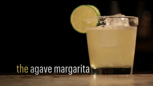 Agave Margarita Recipe — Dishmaps