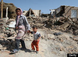 Iran Earthquake 2012