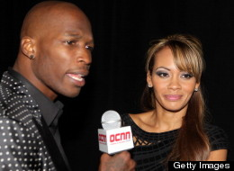 Chad Ochocinco Evelyn Lozada