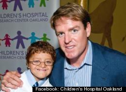 Raiders Childrens Hospital