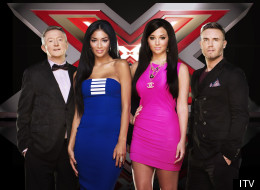 X FACTOR: Spot The Difference? The Judges Pose In 45 Photos