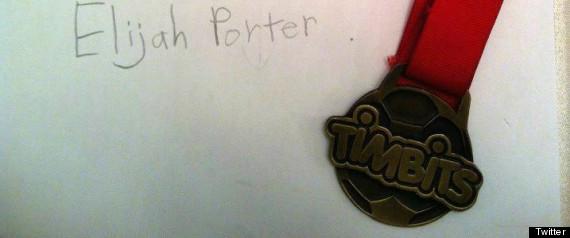 Eligah Porter Relay Letter