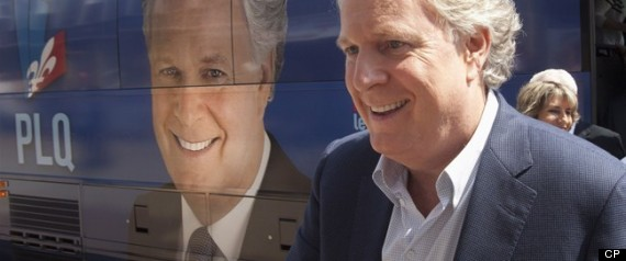 Jean Charest Marc Bellemare