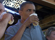 Obama Campaign Bus Comes Fully Stocked With White House-Brewed Beer