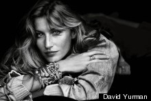 Bejewelled Gisele Fronts David Yurman Autumn/Winter Ad Campaign
