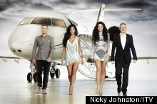 Let The Style Showdown Begin! Nicole And Tulisa Star In X Factor Promo Pics