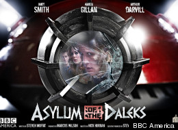 Doctor Who Aslyum Of The Daleks