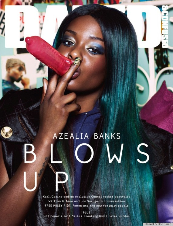 azealia banks banned