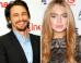 Lindsay Lohan Displays Side Boob in Striking Striped