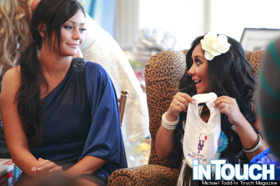 snooki baby shower
