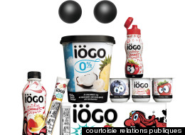 The Yogurt Wars Continue A Whole Lotta Options From iögo