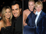 Celebrities Who Look Alike: Jennifer Aniston And...