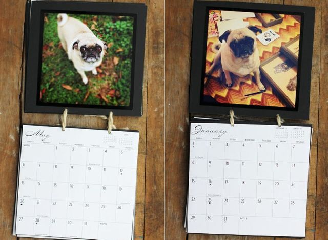 Diy Calendar Easy : Craft of the day share your favorite instagram photos